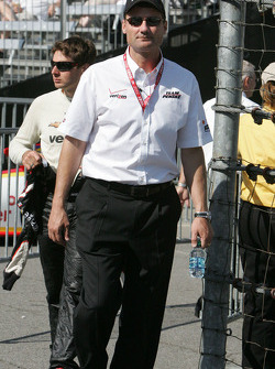 Tim Cedric,Team Penske Racing