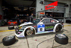 #10 Manthey Racing Porsche 911 GT3 R