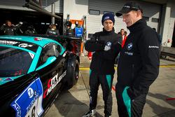 Mathias Lauda and Richard Göransson