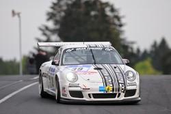 #39 Dörr Motorsport Porsche 997 GT3 Cup: Christian Gebhardt, Markus Grossmann, Timo Kluck