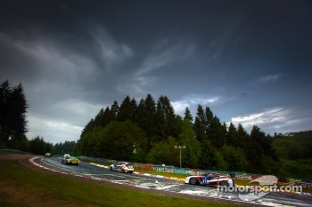 Race action at Brünnchen