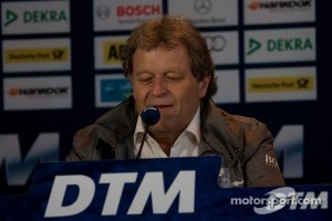Norbert Haug, Head of Mercedes Motorsport