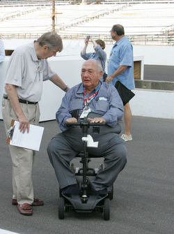 Andy Granatelli and Donald Davidson