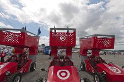 Target shopping carts