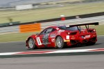 #3 AF Corse Ferrari 458 Italia GT3: Toni Vilander, Filip Salaquarda
