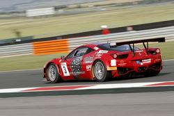 #3 AF Corse Ferrari 458 Italia GT3: Toni Vilander, Filip Salaquarda