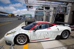 #83 JMB Racing Ferrari 458 Italia