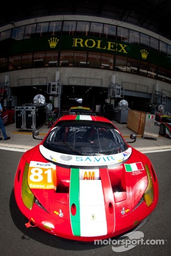#81 AF Corse Ferrari 458 Italia