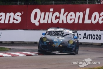 #67 TRG Porsche GT3: Steven Bertheau, Spencer Pumpelly