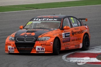 Gabor Weber, BMW 320 TC, Zengo Motorsport