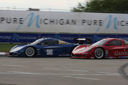 #90 Spirit of Daytona Corvette DP: Michael Valiante, Richard Westbrook