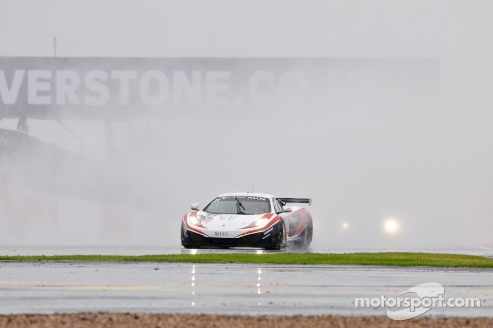 #22 United Autosports McLaren MP4-12C GT3: Matt Bell, David Brabham, Alvaro Parente