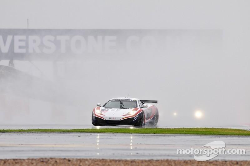 #22 United Autosports McLaren MP4-12C GT3: Matt Bell, David Brabham, Alvaro Parente