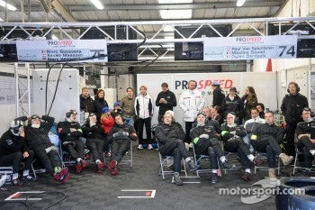 Prospeed pit