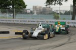 Ed Carpenter, Ed Carpenter Racing Chevrolet Simona De Silvestro, Lotus-HVM Racing