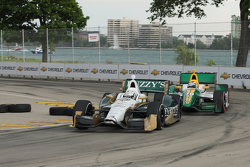 Ed Carpenter, Ed Carpenter Racing Chevrolet Simona De Silvestro, Lotus-HVM Racing