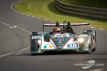 #48 Murphy Prototypes Oreca 03 Nissan: Jody Firth, Brendon Hartley, Warren Hughes