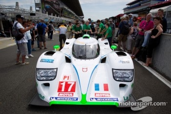 #17 Pescarolo Team Dome Judd