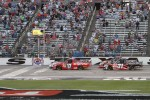 Start of the WinStar World Casino 400