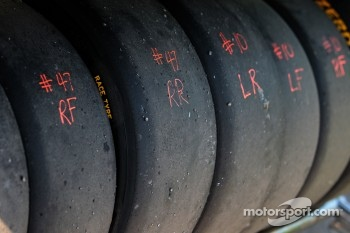 tire marking details