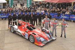 #46 Thiriet By TDS Racing Oreca 03 Nissan: Pierre Thiriet, Mathias Beche, Christophe Tinseau
