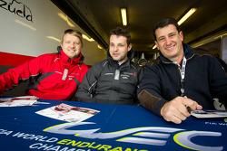 Autograph session: Ryan Dalziel, Tom Kimber-Smith and Enzo Potolicchio