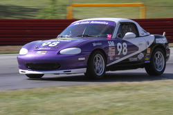 #98 SM Mazda Miata Charlie Campbell SCCA Mohawk Hudson Region