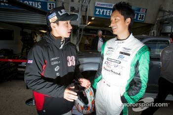 Aston Martin Le Mans Festival: Haruki Kurosawa and Tomonobu Fujii