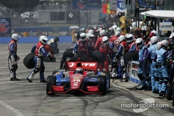 Graham Rahal, Service Centeral Chip Ganassi Racing Honday