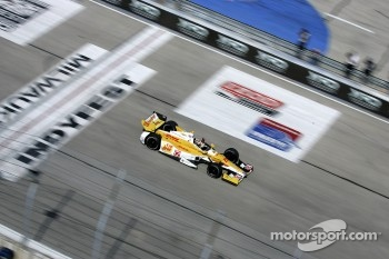 Ryan Hunter-Reay, Andretti Autosport Chevrolet takes the win