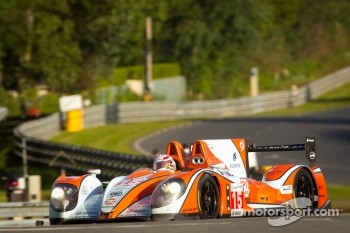 #15 Oak Racing Oak Pescarolo Judd: Franck Montagny, Bertrand Baguette, Dominik Kraihamer