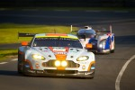#97 Aston Martin Racing Aston Martin Vantage V8: Stefan Mcke, Adrian Fernandez, Darren Turner
