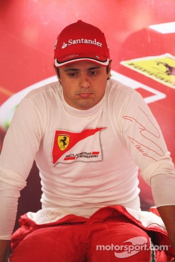 Felipe Massa, Ferrari