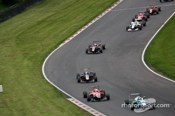 Jazeman Jaafar leads a group