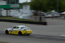 #97 Don Walker Mazda RX-8 : J D Mobley