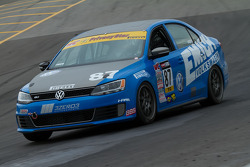#87 Emich Racing VW GLI : Fred Emich