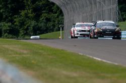 #70 SpeedSource Mazda RX-8: Jonathan Bomarito, Sylvain Tremblay, #75 Stevenson Motorsports Chevrolet Camaro GT.R: Matt Bell, Ronnie Bremer