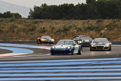 #34 PRO GT by Almeras Porsche 997 GT3 R: Henry Hassid, Roland Berville, Anthony Beltoise