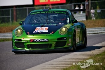 #34 Green Hornet Porsche 911 GT3 Cup: Peter LeSaffre, Damien Faulkner 