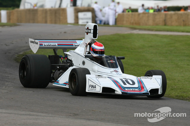 Brabham Cosworth BT42