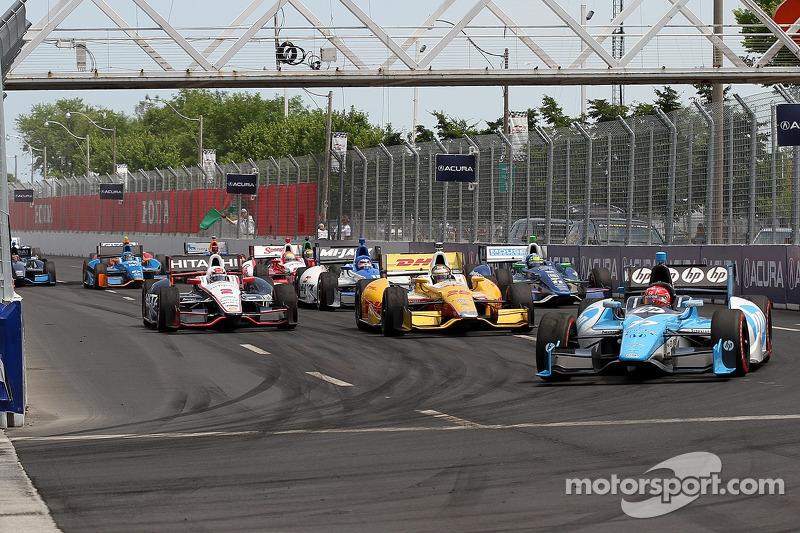 Honda Indy Toronto Restart