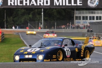 11 Ferrari 512 BBLM: Paul Knapfield