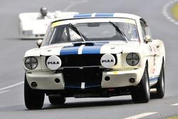 #78 Selby Mustang: Paul Chase Gardner, Simon Jones