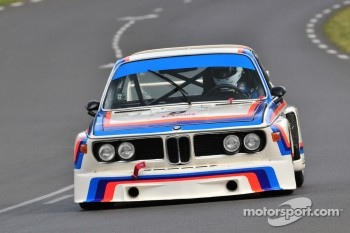 #9 BMW 3.0 CSL: Alex Elliot, Dieter Quester, Adrian Brady