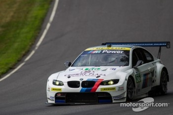 #56 BMW Team RLL BMW E92 M3: Joey Hand, Dirk Mller
