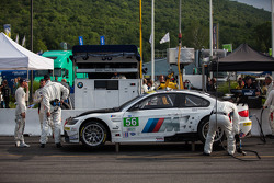 Tough day for BMW at Lime Rock