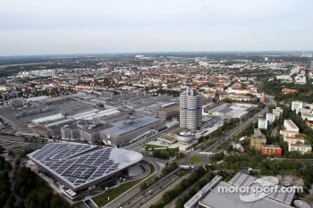 BMW Headquarter and BMW Welt