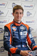 Polesitter Matthieu Lahaye