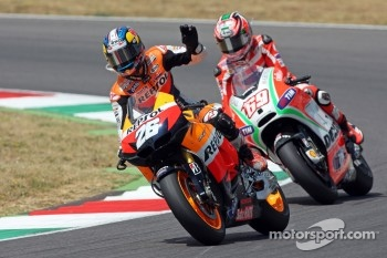 Dani Pedrosa, Repsol Honda Team, Nicky Hayden, Ducati Marlboro Team