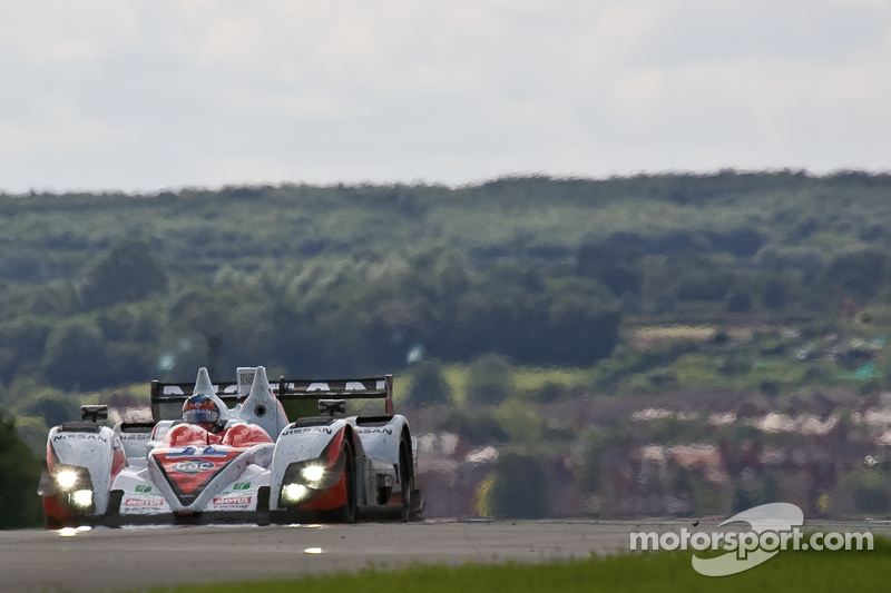#1 Greaves Motorsport Zytek Z11SN Nissan: Alex Brundle, Lucas Ordonez, Tom Kimber-Smith